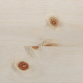 Knotty Pine 4'X8' Veneer Sheet, 10MIL Paper Backed