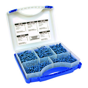 Assorted Outdoor Pocket Hole Screw Kit