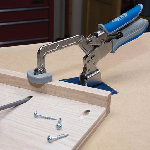 "View a Larger Image of Automaxx 3"" Bench Clamp,  # KBC3"