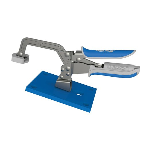 "View a Larger Image of Automaxx 3"" Bench Clamp System, # KBC3-SYS"