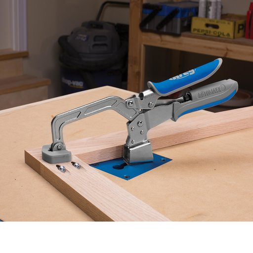 """View a Larger Image of 3"""" Automaxx Bench Clamp System"""
