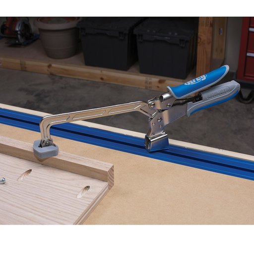 "View a Larger Image of Automaxx 6"" Bench Clamp,  # KBC6"