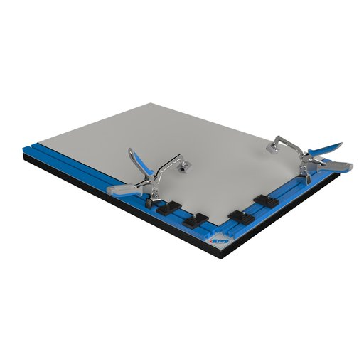 View a Larger Image of Automaxx Clamp Table Top,  # KCT