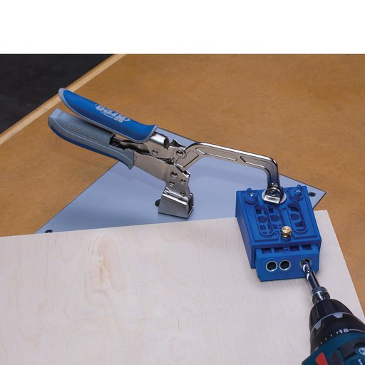 View a Larger Image of Automaxx Heavy-Duty Bench Clamp System, # KBC3-HDSYS