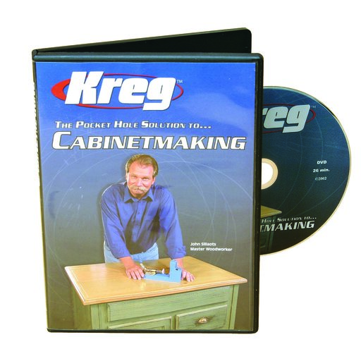 View a Larger Image of Cabinetmaking DVD
