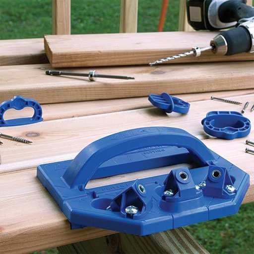 View a Larger Image of Deck Jig System