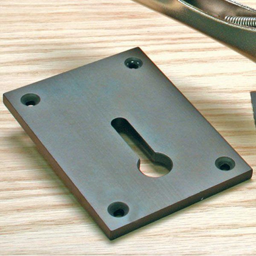 View a Larger Image of Aluminum Clamp Plate, # KBK-IP