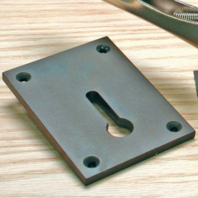 Aluminum Clamp Plate, # KBK-IP