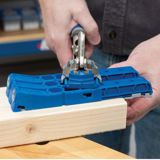 View a Larger Image of Kreg Pocket-Hole Jig Double Drill Guide 320