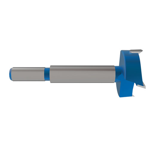 View a Larger Image of Replacement 35mm Carbide-tipped Bit For Concealed Hinge Jig,  # KHI-BIT