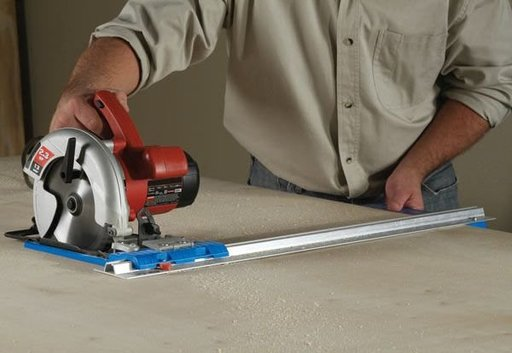 View a Larger Image of Rip-Cut Circular Saw Guide KMA2675