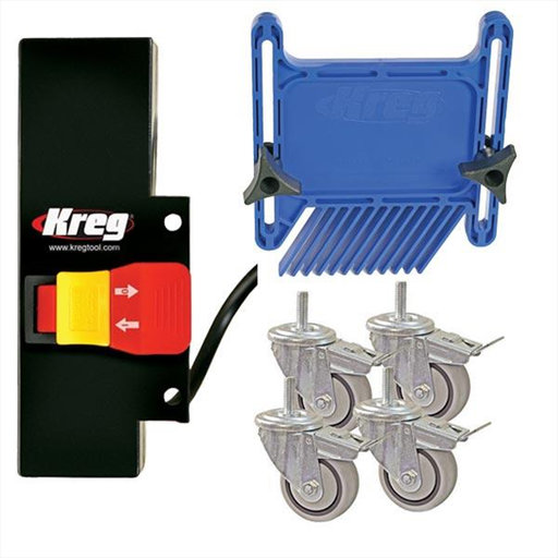 Kreg router table accessory kit - Kreg router table accessories ...