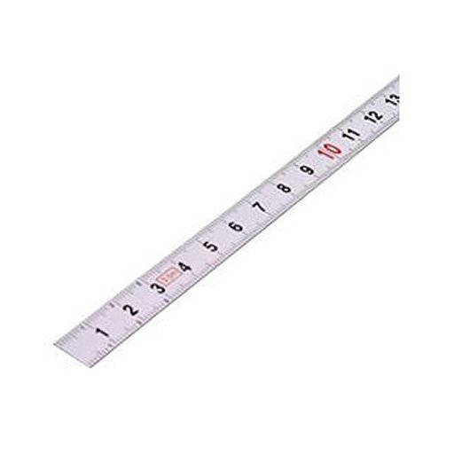 View a Larger Image of Self-Adhesive Metric Measuring Tape (L-R Reading), 3.5m