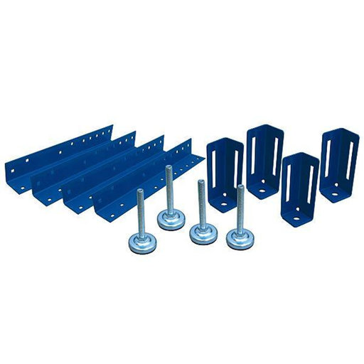 View a Larger Image of Universal Bench 17-1/4-Inch 4-Piece Leg Set,  #KBS500