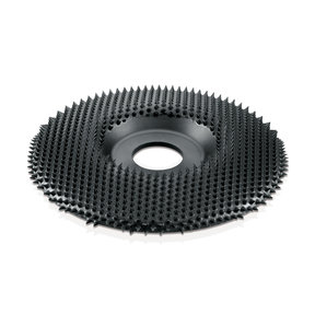 "Extreme Shaping Disc, 4-1/2"" Diameter, Very Coarse"