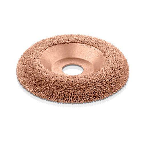 "View a Larger Image of Original Shaping Dish, 4-1/2"" Diameter, Very Coarse"