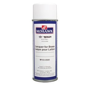 Lacquer for Brass 13 oz