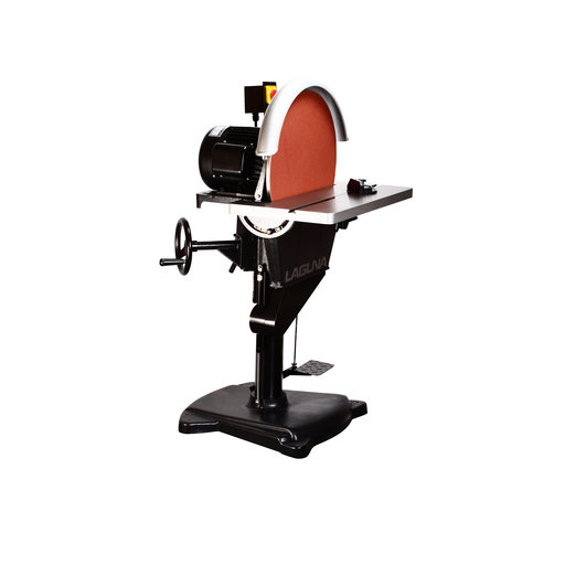 "View a Larger Image of 20"" Disc Sander, 3 HP"