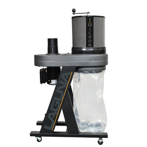 Laguna b | flux 1 hp 110 v Canister Dust Collector