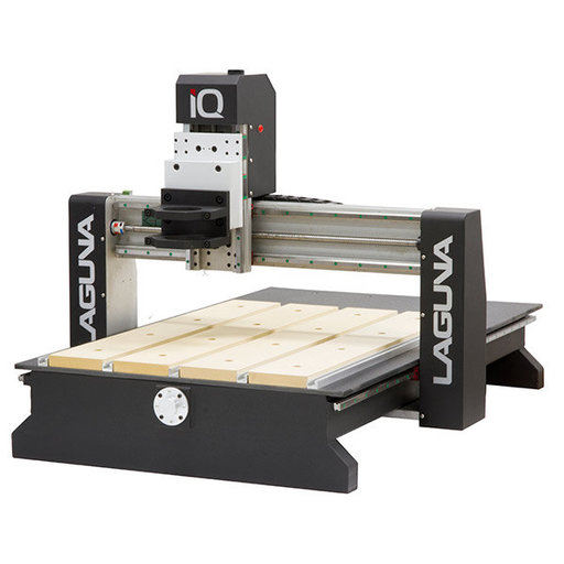 View a Larger Image of iQ CNC Machine, 110V