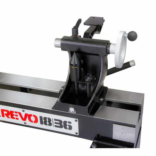View a Larger Image of REVO 18 - 36 Lathe, 110 V, 1.5 HP