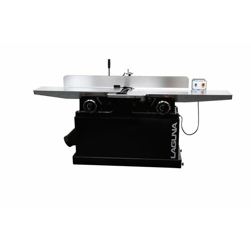 "View a Larger Image of Laguna 12"" Parallelogram Jointer with ShearTec II"