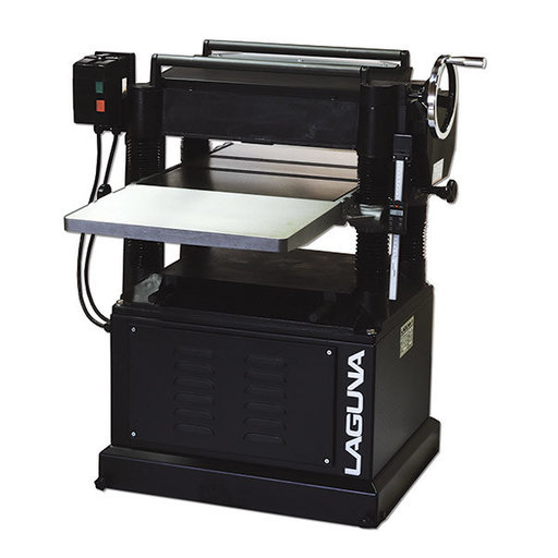 """View a Larger Image of 20"""" Four - Post Planer with ShearTec II Cutterhead"""