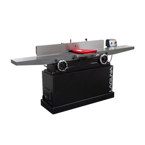 "Laguna 8"" Parallelogram Jointer with ShearTec II"