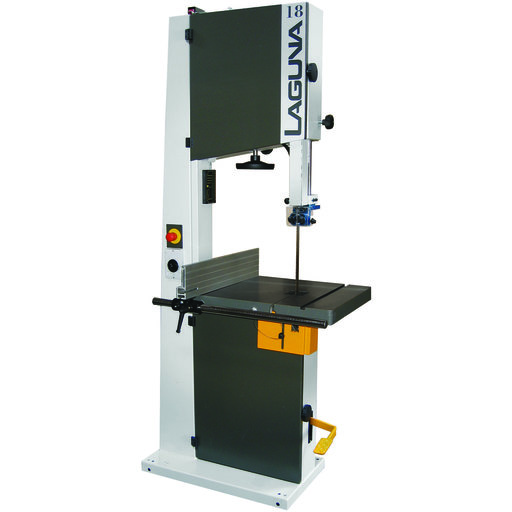 View a Larger Image of Laguna Italian LT 18 HD Bandsaw