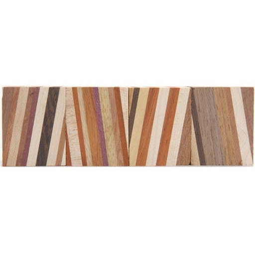 View a Larger Image of Laminated Hardwood Stopper Blanks (4)