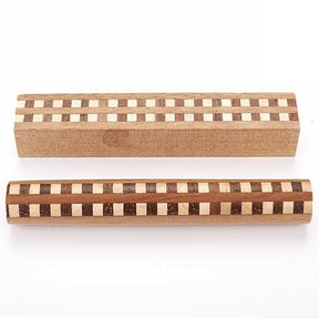 Laminated Wood Pen Blank  31