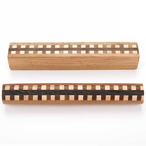 View a Larger Image of Laminated Wood Pen Blank  35