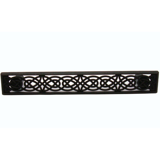 View a Larger Image of Large Celtic Style Pull, Oil Rubbed Bronze