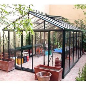 Large Royal Victorian VI 46 Greenhouse