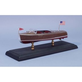 Laser Classic Boat Kit Chris-Craft 1940 Barrel Back