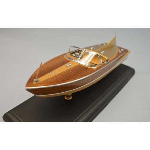 View a Larger Image of Laser Classic Boat Kit Chris-Craft 1955 Cobra