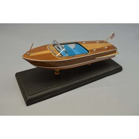Laser Classic Boat Kit Chris-Craft 1956 Capri