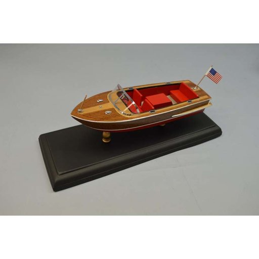 View a Larger Image of Laser Classic Boat Kit Chris-Craft 1960 Continental