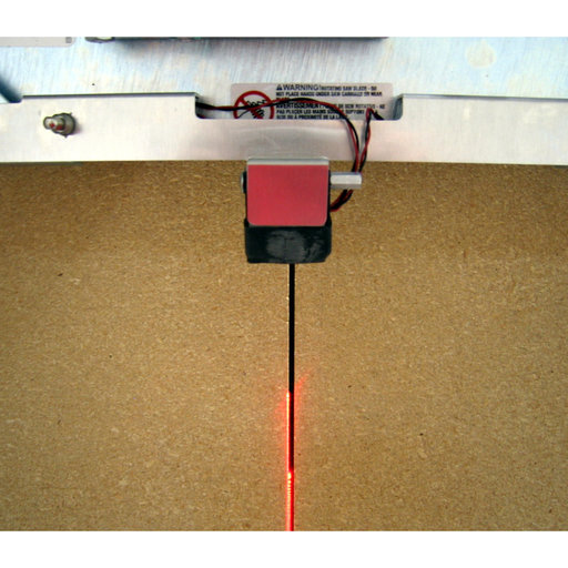 View a Larger Image of Laser Guide for Safety Speed C4, C5, H4, H5, H6, 6400, 6800 Vertical Panel Saws