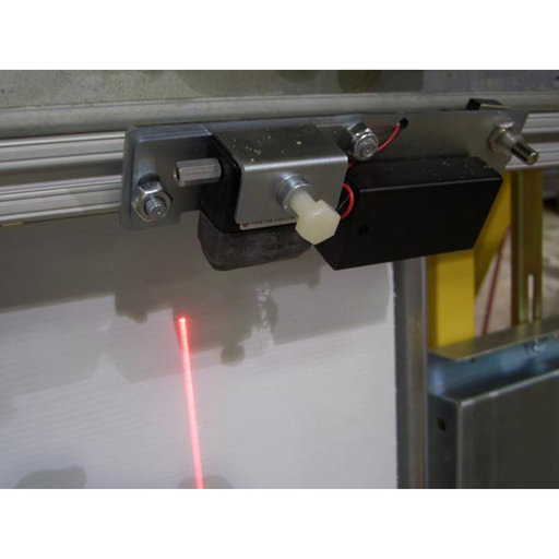 View a Larger Image of Laser Line for Saw Trax Panel Saw
