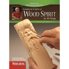 Learn to Carve a Wood Spirit Booklet