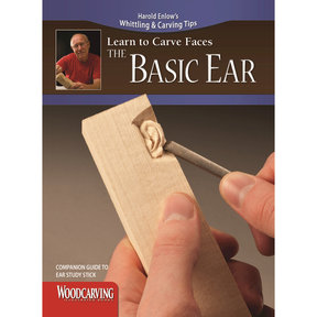 Learn to Carve Faces: The Basic Ear Booklet