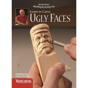Learn to Carve Ugly Faces Booklet