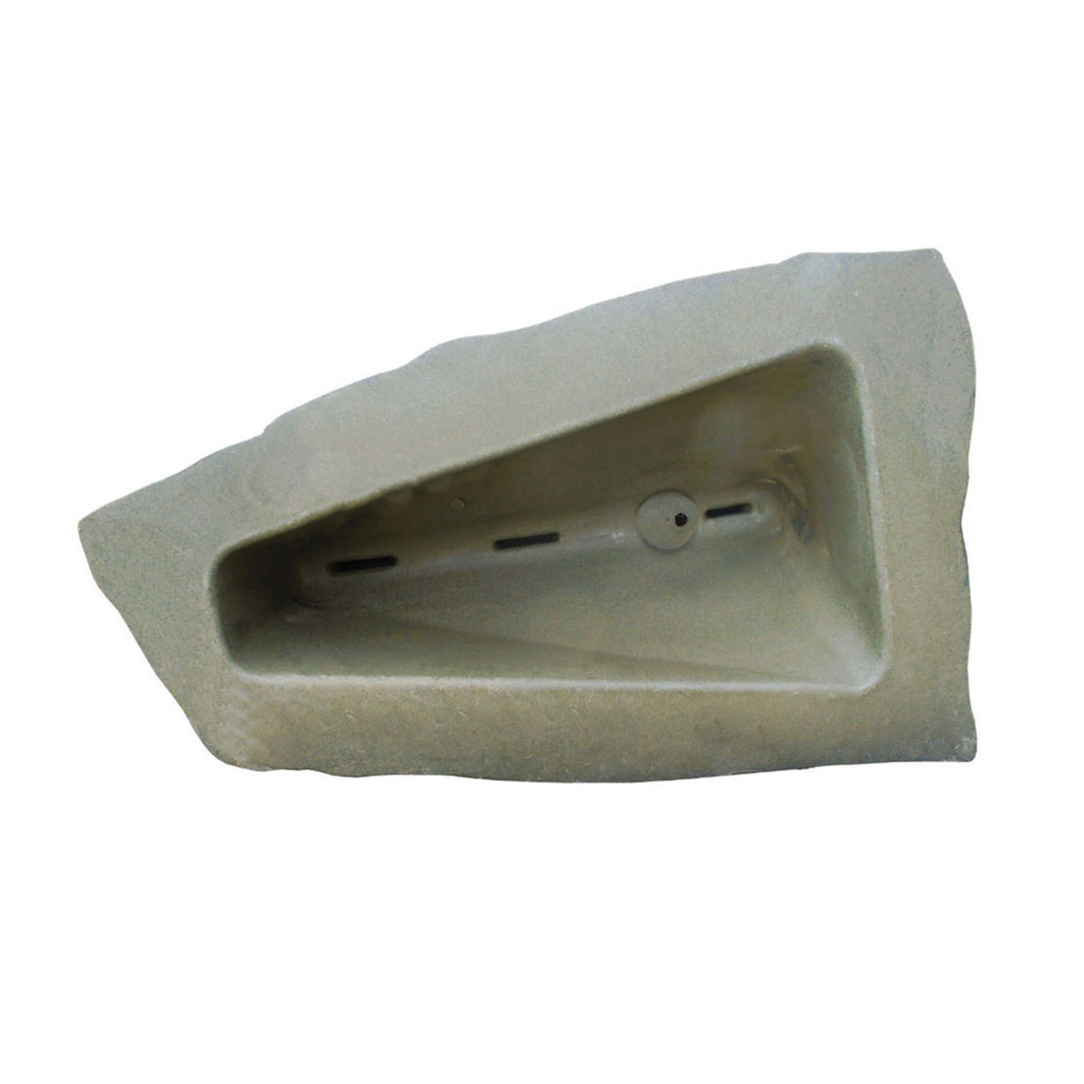 Rts Home Accents Left Triangle Landscaping Rock Oak Armor Stone