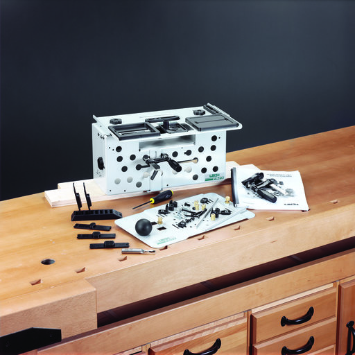 View a Larger Image of Super FMT Frame Mortise & Tenon Jig