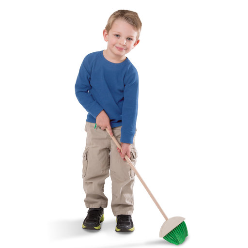 View a Larger Image of Let's Play House! Dust, Sweep & Mop