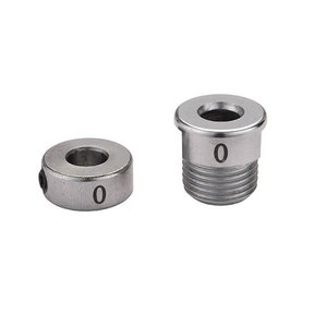 "Letter ""O"" Size Drilling Guide And Stop Collar For WoodRiver DV2"