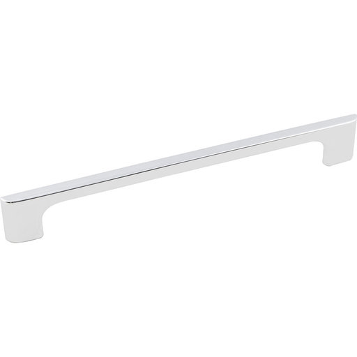 View a Larger Image of Leyton Pull, 192 mm C/C, Polished Chrome
