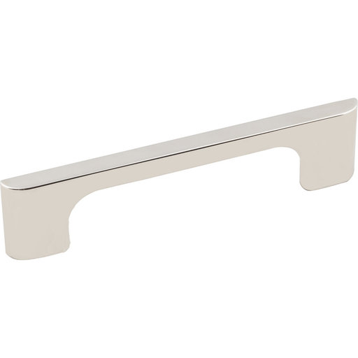 View a Larger Image of Leyton Pull, 96 mm C/C, Polished Nickel