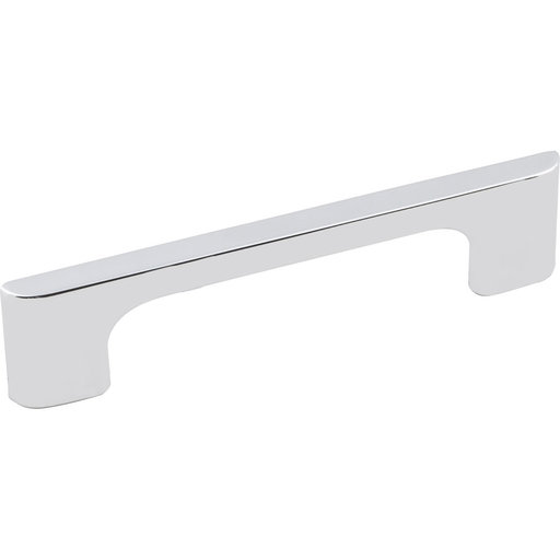 View a Larger Image of Leyton Pull, 96 mm C/C, Polished Chrome